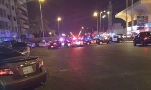 Σαουδική Αραβία: Επίθεση αυτοκτονίας κοντά στο προξενείο των ΗΠΑ