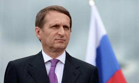 Στην Ελλάδα ο πρόεδρος της ρωσικής Βουλής: Θα επισκεφθεί το Άγιον Όρος
