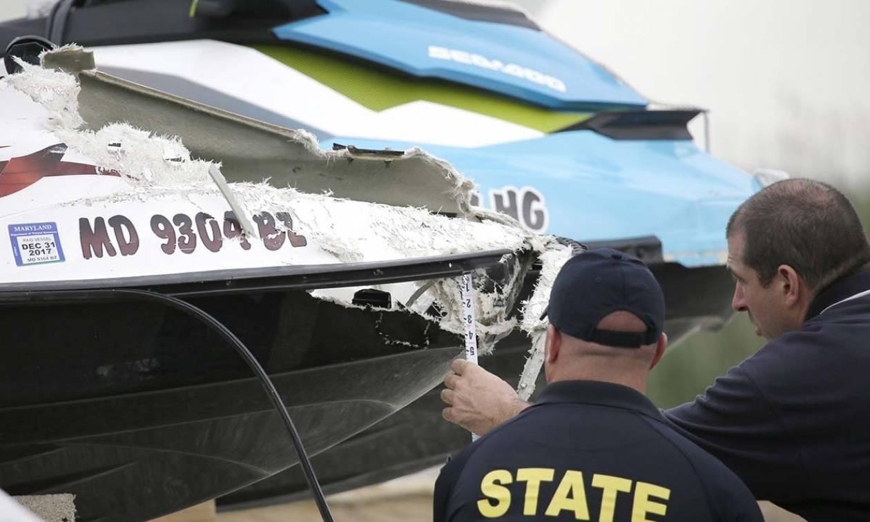 ΗΠΑ: Οικογενειακή τραγωδία με τζετ σκι