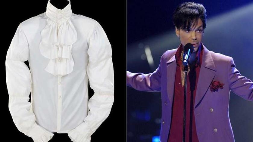 Τα τρελά ποσά στη δημοπρασία αντικειμένων του Prince! (pics+vid)