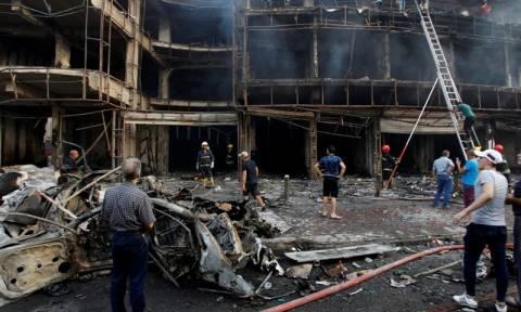 Ιράκ: Τριήμερο εθνικό πένθος για τους νεκρούς της αιματηρής επίθεσης - Ξεπέρασαν τους 200 τα θύματα
