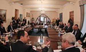 Анастасиадис поднял вопрос о «протоколе конфиденциальности» в работе Национального совета