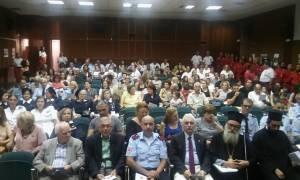 ΕΕΣ: 25 νέοι εθελοντές εντάχθηκαν στη δύναμη του Τοπικού Τμήματος Μοιρών