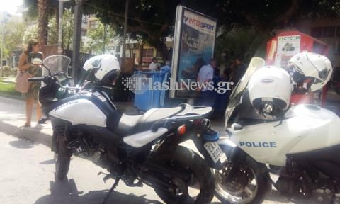 Ηράκλειο: Έκλεψε συνταξιούχο έξω από τράπεζα - Τον έπιασαν οι περαστικοί (pics)