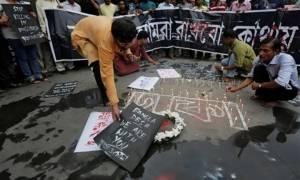 Μπαγκλαντές: Αγώνας δρόμου της αστυνομίας να επιβεβαιώσει την ταυτότητα των δραστών