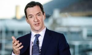 Brexit: Υπόσχεση Όσμπορν για μείωση του συντελεστή φορολογίας επιχειρήσεων στο 15%
