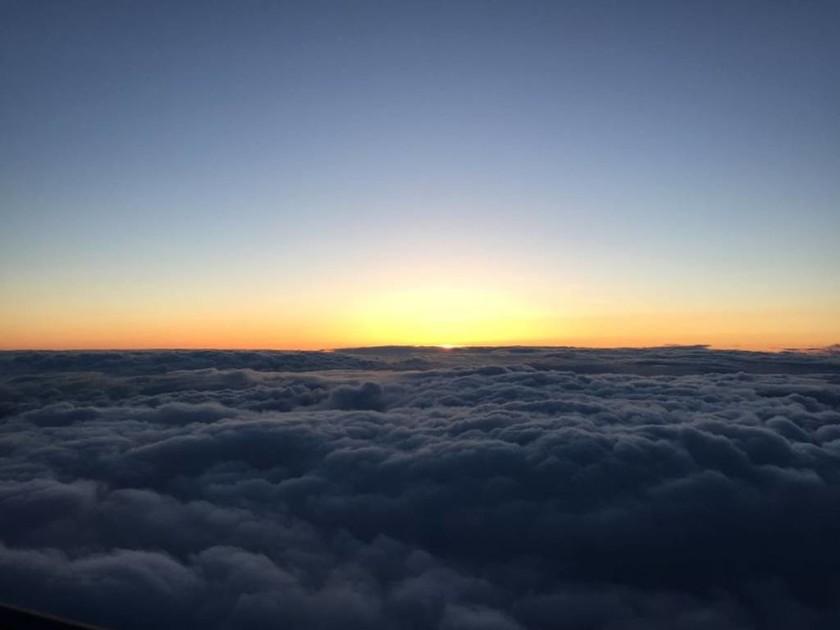 Μοναδικές εικόνες: Τι βλέπουν οι πιλότοι εν ώρα πτήσης! (pics)