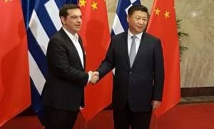 А.Ципрас: «Греция является стратегическим партнером и другом Китая»