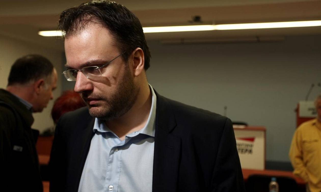 Θεοχαρόπουλος: Είμαστε υπέρ της απλής αναλογικής και θα την υποστηρίξουμε