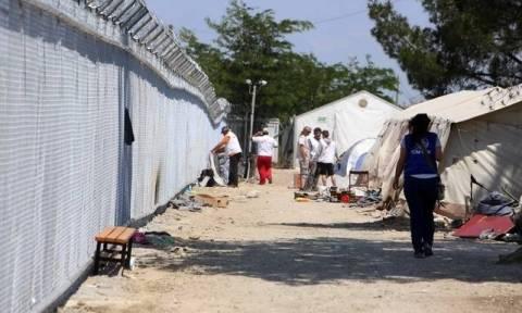 Θεσσαλονίκη: Ένταση στο κέντρο φιλοξενίας προφύγων και μεταναστών