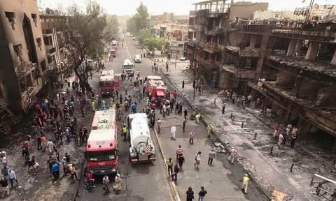 Ιράκ: Αυξήθηκε ο αριθμός των θυμάτων στη Βαγδάτη