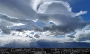 Καιρός: Με «δροσιά»... συννεφιά και καταιγίδες η Τετάρτη (pics)