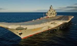 Ρωσία: Το μεγαλύτερο πολεμικό πλοίο της αποστέλλεται στη Συρία