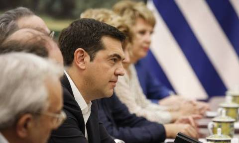 PM Tsipras meets Alibaba president Ma to boost Greek SMEs