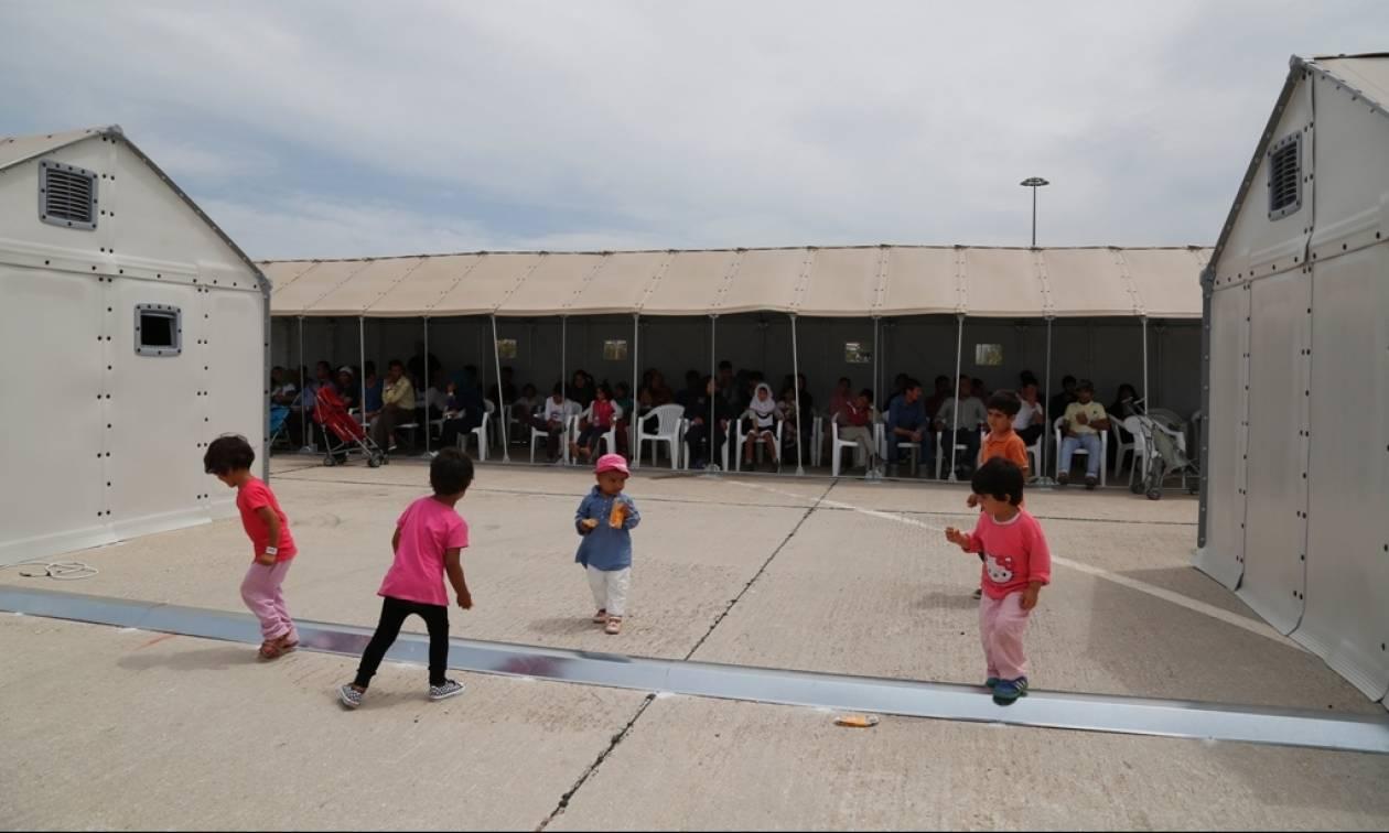 Κύρτσος-Βόζενμπεργκ: Η ΕΕ να καλύψει τη φαρμακευτική δαπάνη των προσφύγων