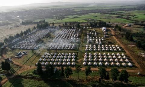 Κιλκίς: Ένταση στο κέντρο φιλοξενίας μεταναστών και προσφύγων