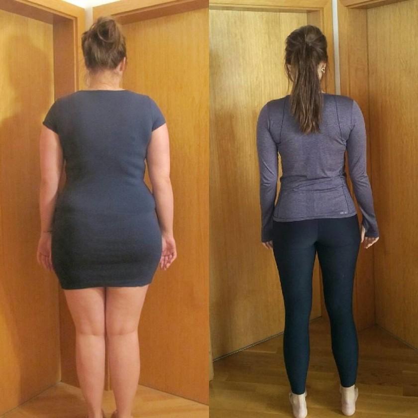 Ορίστε πως έχασα βάρος χωρίς αυστηρές δίαιτες