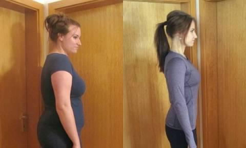 Ορίστε πώς έχασα βάρος χωρίς αυστηρές δίαιτες