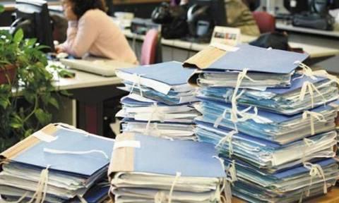 Ανεβαίνει κι άλλο ο λογαριασμός των ληξιπρόθεσμων του Δημοσίου σε ιδιώτες