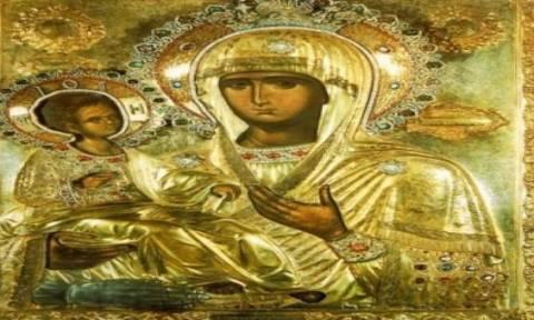 Την Παναγία Τριχερούσα θα εορτάσει η Φοινικούντα