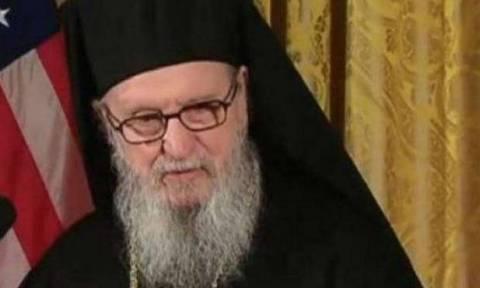 Ο Αρχιεπίσκοπος Αμερικής στην Κύπρο