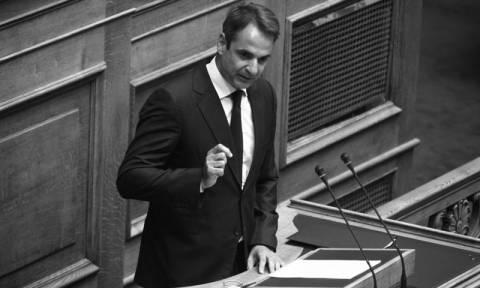 Στο «κόκκινο» η αντιπαράθεση για το «plan x» - Ερώτηση του Κυριάκου Μητσοτάκη στη Βουλή
