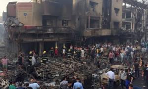 Ιράκ: Στους 292 ο τραγικός απολογισμός των νεκρών από την επίθεση στη Βαγδάτη (Vid)