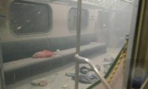 Ισχυρή έκρηξη σε τρένο στην Ταϊβάν – Δεκάδες τραυματίες (Pics & Vid)