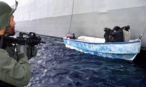 Θρίλερ με ελληνικό πλοίο ανοιχτά της Λιβύης
