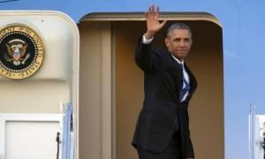 Ο Ομπάμα ταξιδεύει στην Πολωνία για τη Σύνοδο του ΝΑΤΟ - Επόμενος σταθμός η Ισπανία
