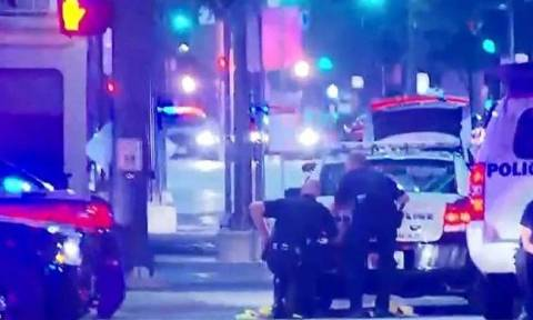Four police officers killed in Dallas ambush during street protests