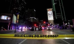 Μακελειό Ντάλας: Νέο συγκλονιστικό βίντεο από την επίθεση των ελεύθερων σκοπευτών