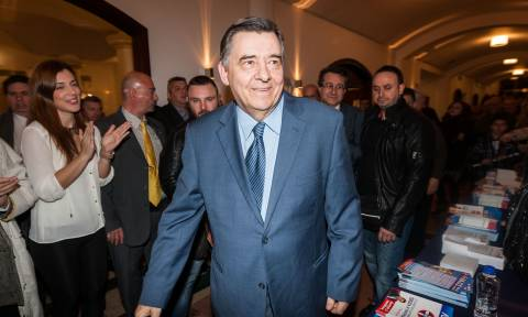 Εθνική Ενότητα: Δημοψήφισμα «α λα Φαράτζ» για Grexit προτείνει ο Καρατζαφέρης
