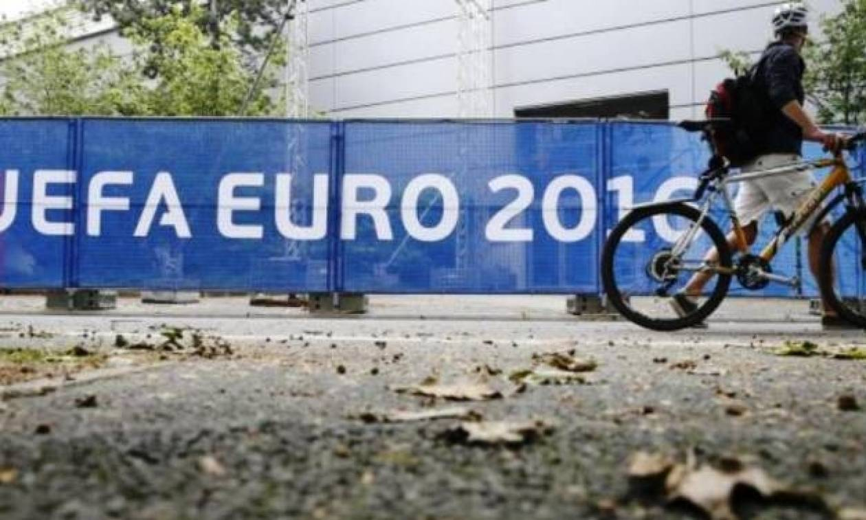Euro 2016: Νεκρός φίλαθλος στην Γαλλία