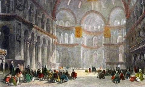 Γιατί θέλουν τώρα οι Τούρκοι να μετατρέψουν σε τζαμί την Αγία Σοφία