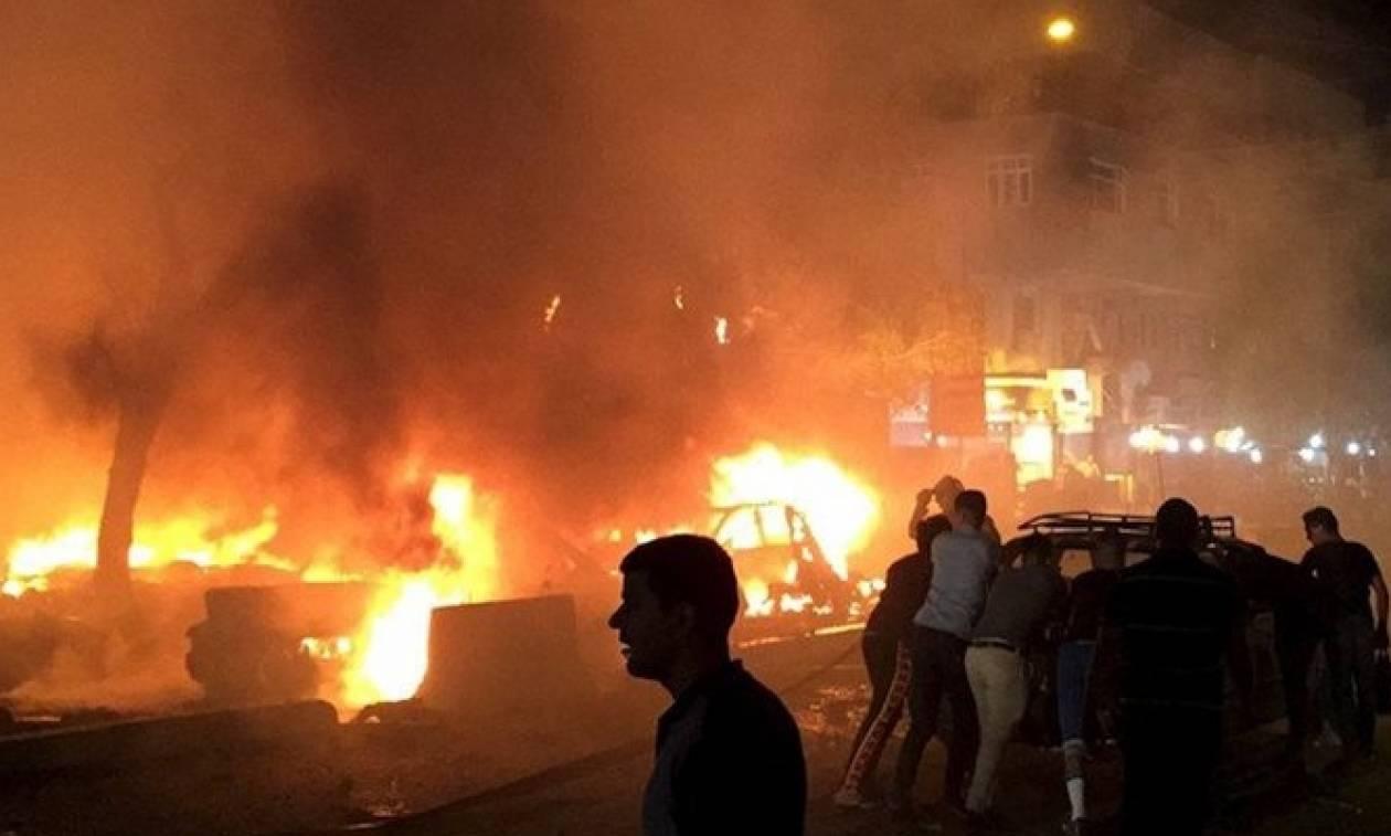 Βαγδάτη: Νέο αιματοκύλισμα με 35 νεκρούς από τζιχαντιστές σε μαυσωλείο σιιτών