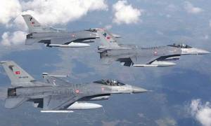 Συναγερμός στο Αιγαίο: Νέες τουρκικές παραβιάσεις μαχητικών