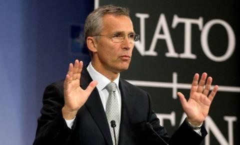 Σύνοδος ΝΑΤΟ - Στόλτενμπεργκ:  Είμαστε «ενωμένοι» απέναντι στη Ρωσία