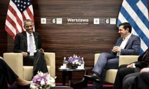 Τι συζήτησαν Τσίπρας και Ομπάμα στη Σύνοδο του ΝΑΤΟ