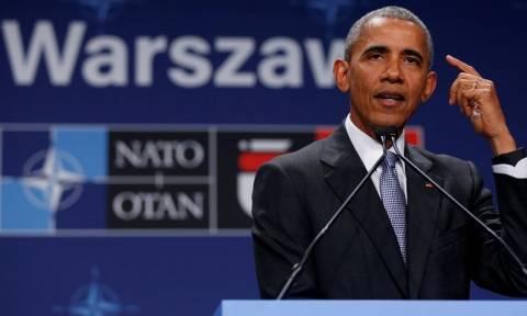 Μήνυμα ενότητας από τον Ομπάμα: Η Αμερική δεν είναι διχασμένη
