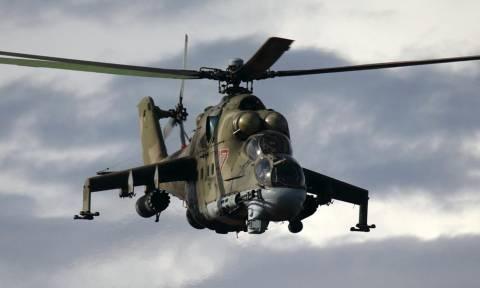 Συρία: Το ΙΚ κατέρριψε συριακό ελικόπτερο - Νεκροί 2 Ρώσοι πιλότοι