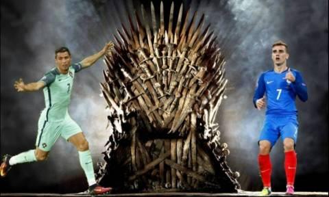 Τελικός Εuro 2016: Η μάχη του... θρόνου (Photos)