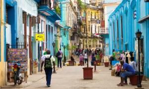 Απότομη επιβράδυνση του ρυθμού ανάπτυξης της κουβανικής οικονομίας
