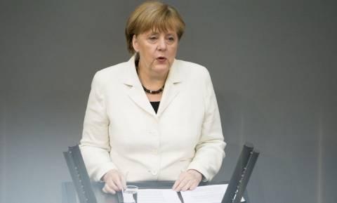 Η αναφορά της Μέρκελ στην Ελλάδα και η υπεράσπιση της... λιτότητας