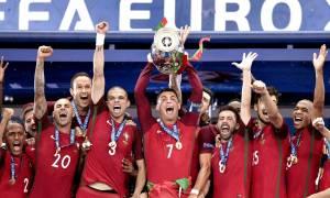 Euro 2016: CAMPEÕES! Πρωταθλήτρια Ευρώπης η Πορτογαλία χωρίς... Κριστιάνο! (pics+vid)