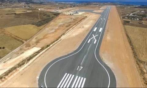 Η μεγάλη στιγμή για το αεροδρόμιο της Πάρου έφτασε! Στις 25 Ιουλίου η πρώτη πτήση