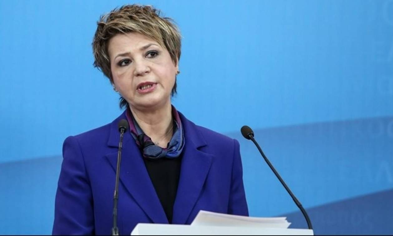 Γεροβασίλη: Απόδοση ευθυνών για την εμπλοκή στην υπόθεση Siemens