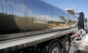 Φορτηγό από εταιρεία - φάντασμα έκανε δρομολόγιο με επικίνδυνα χημικά