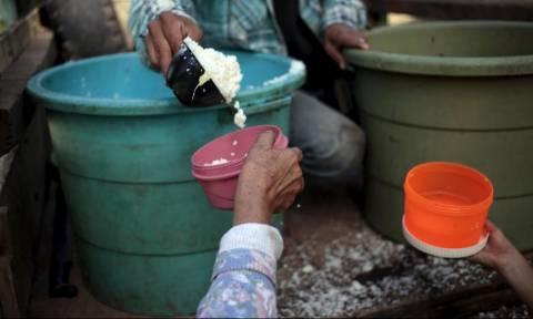 Συρία: Τουλάχιστον 90 άνθρωποι πέθαναν από λιμό κατά την πολιορκία της Μαντάγια