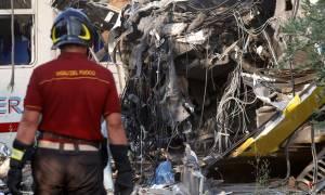 Σύγκρουση τρένων Ιταλία: Θρήνος και οδύνη στα συντρίμμια